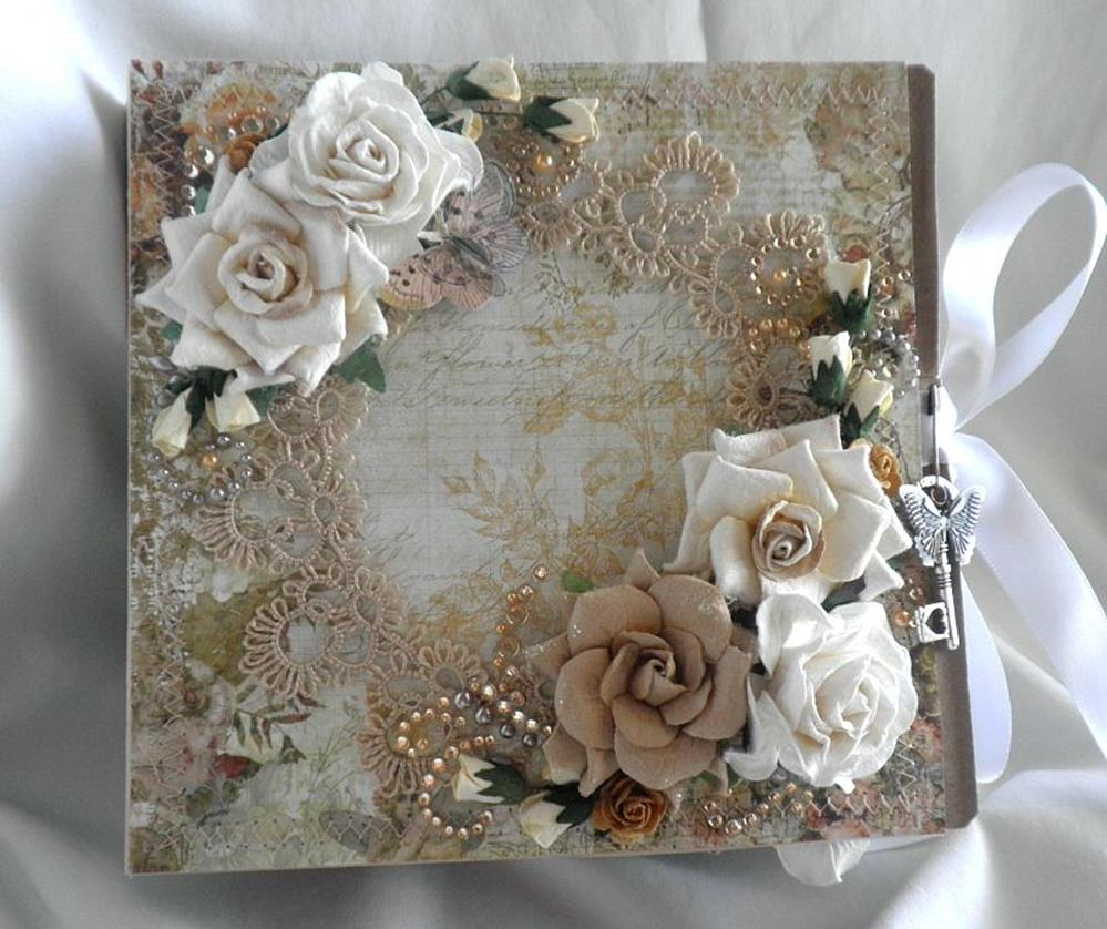 DIY Easy Shabby Chic Arts and Crafts Ideas 45