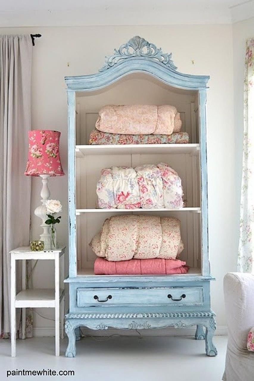 Perfect Shabby Chic Furniture and Decorating Ideas 14
