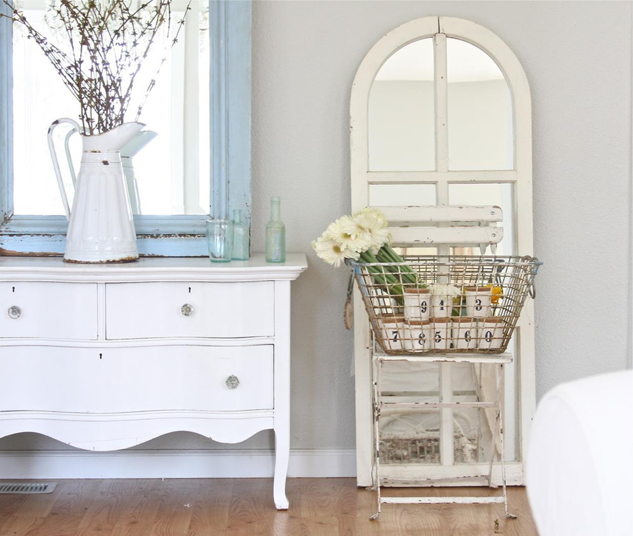 Perfect Shabby Chic Furniture and Decorating Ideas 15