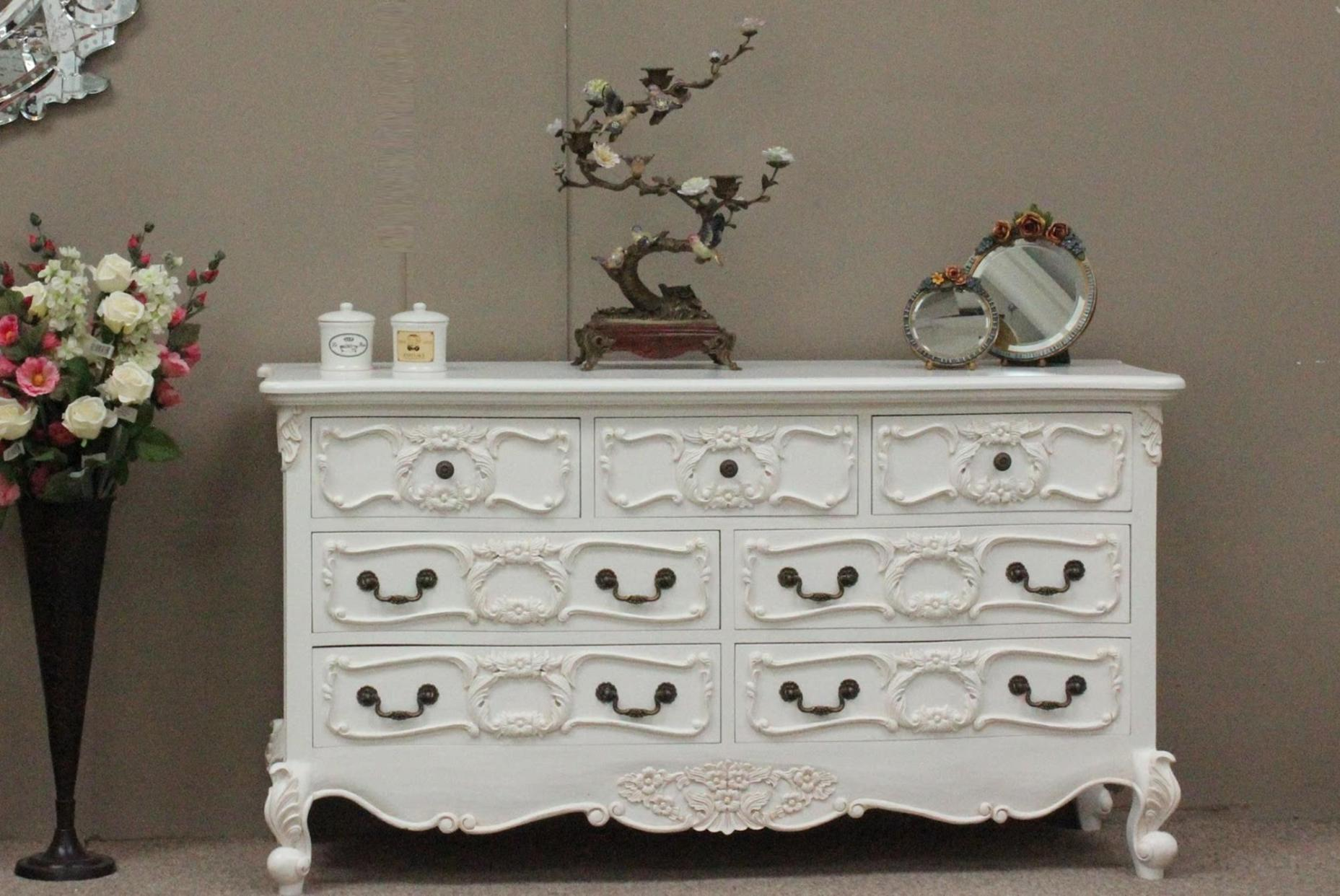 Perfect Shabby Chic Furniture and Decorating Ideas 19