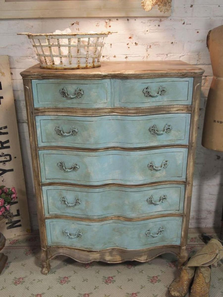 Perfect Shabby Chic Furniture and Decorating Ideas 40