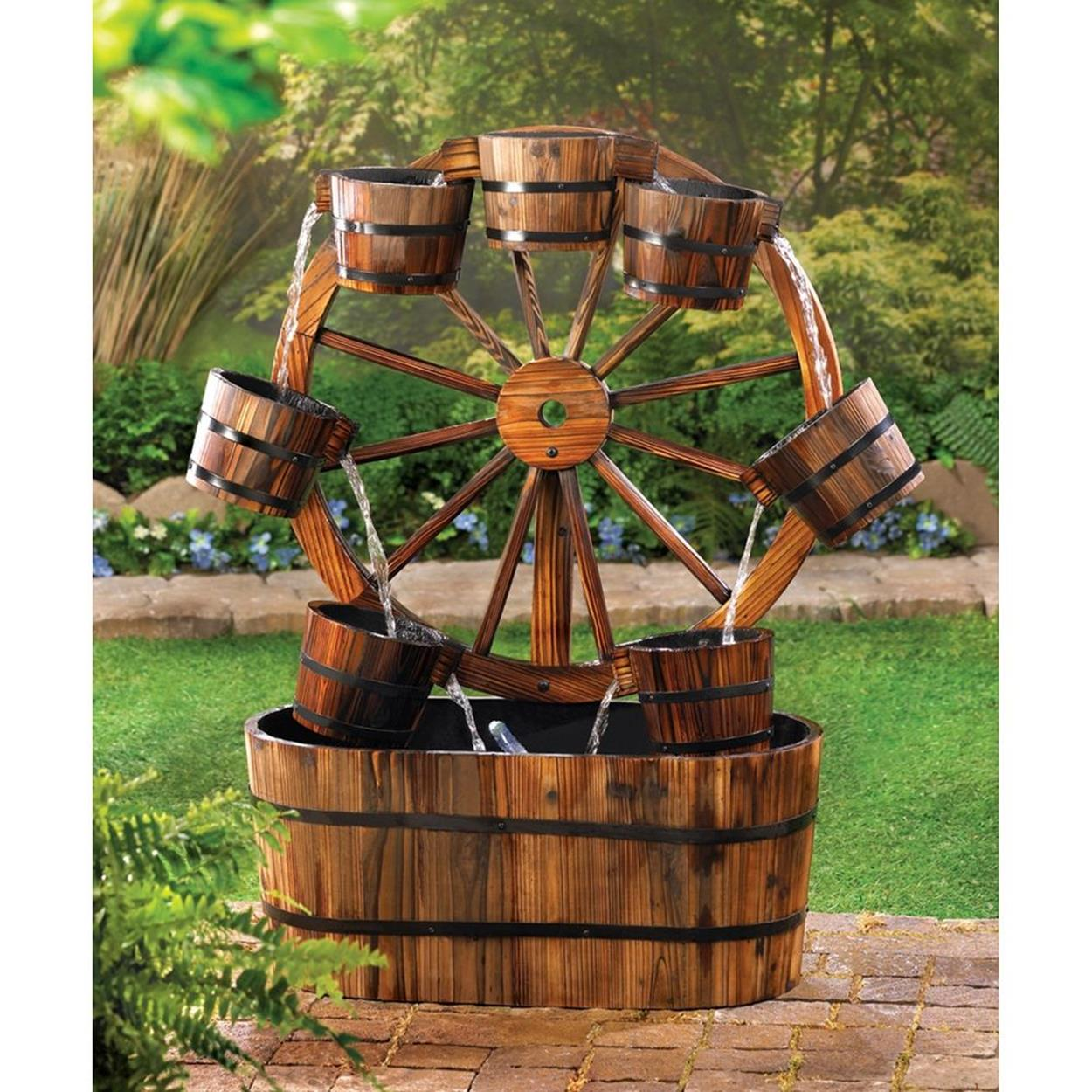 Stunning Rustic Outdoor Yards Decoration Summer 44