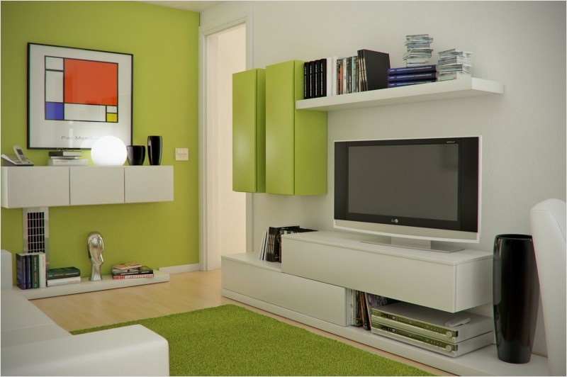 Decorating Small Space Living Room 4