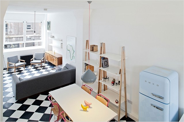 Decorating Small Space Living Room 18