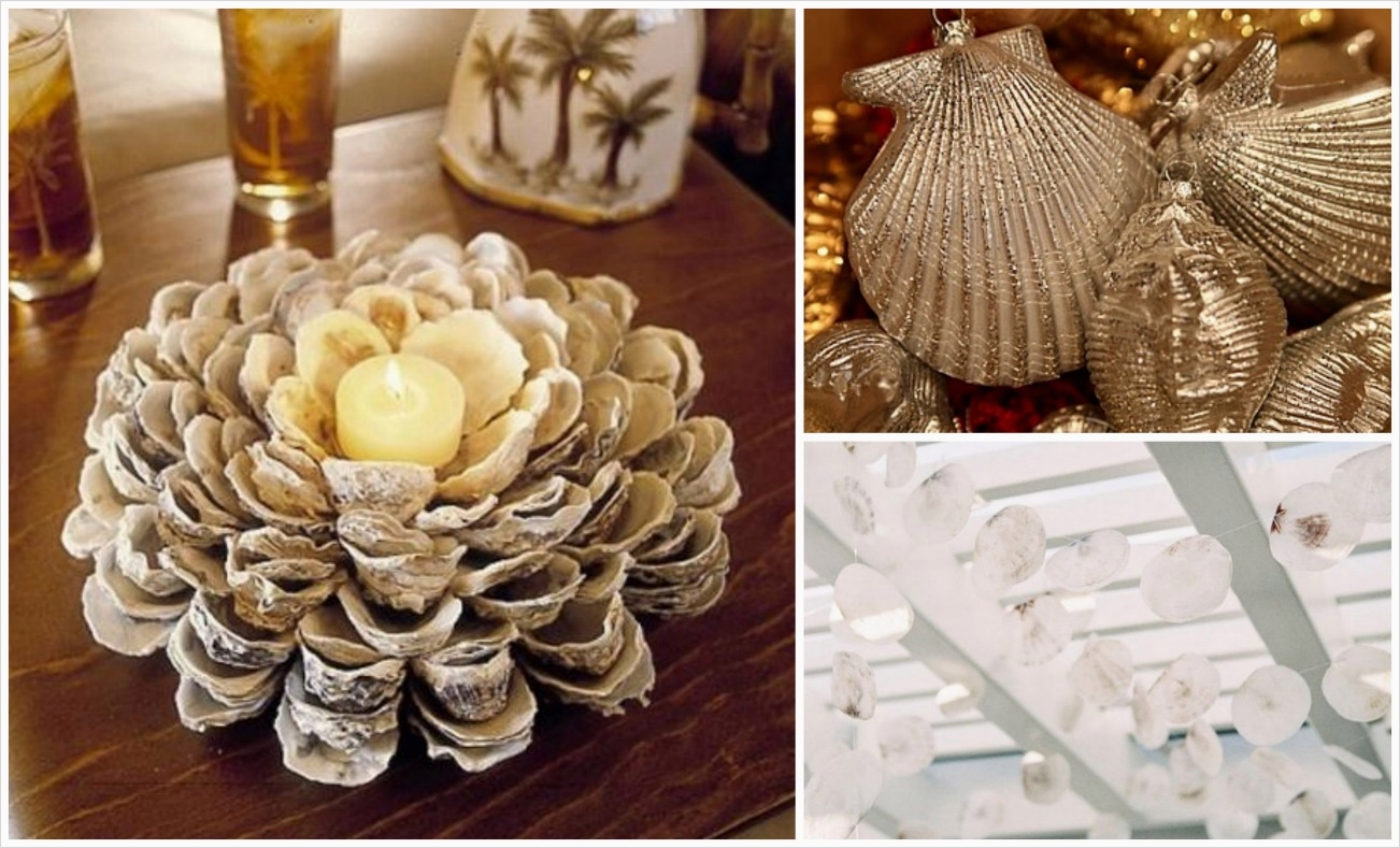 40 Diy Easy Seashell Craft Ideas 78 Diy Crafts to Do at Home Step by Step Tutorial 5