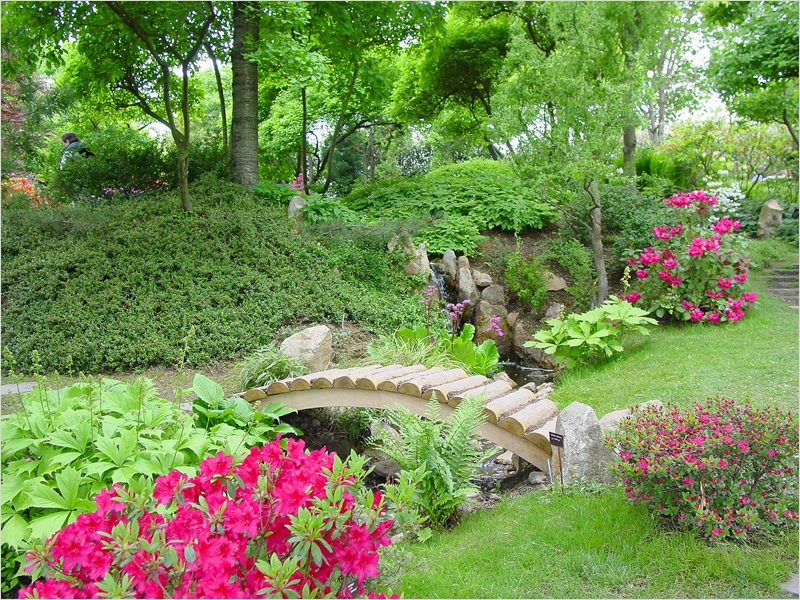 Garden Ideas for Small Spaces 93 Garden Designs for Small Spaces Pictures 3