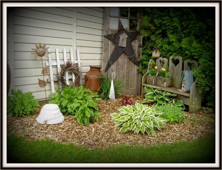 44 Amazing Rustic Garden Ideas 35 Rustic Garden Decor Ideas – House Decor Ideas 6