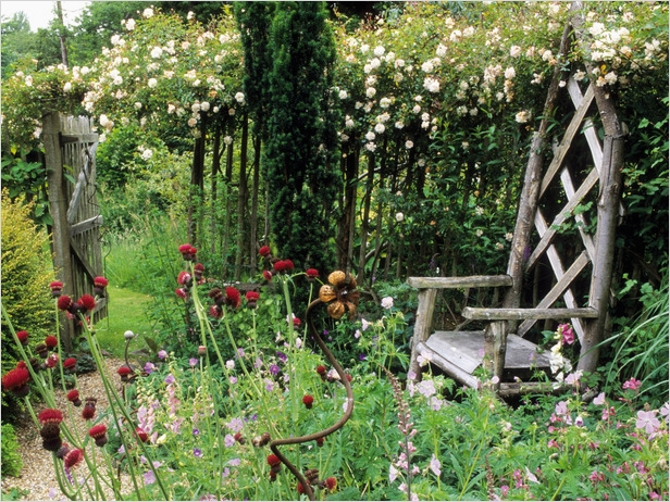 44 Amazing Rustic Garden Ideas 96 301 Moved Permanently 6