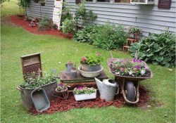 44 Amazing Rustic Garden Ideas 94 Garden Patio and Garden Pinterest 5
