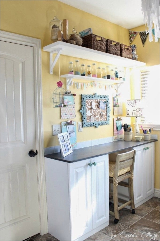 Sewing Room Ideas for Small Spaces 54 10 Diy Ideas 8