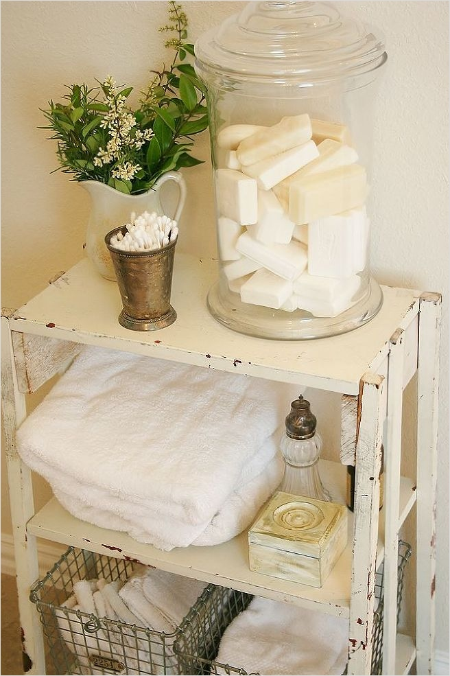Shabby Chic Bathroom Accessories 51