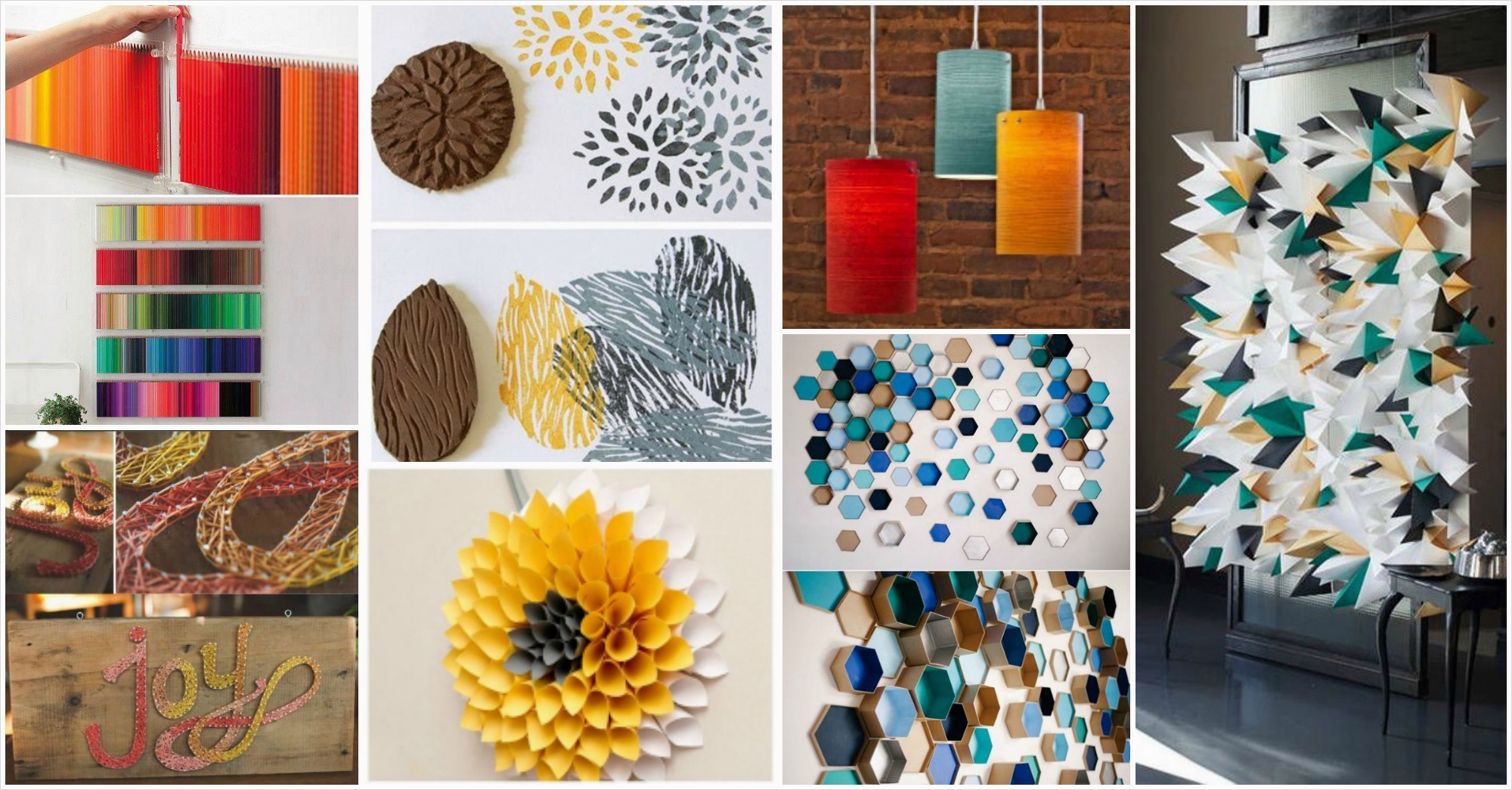 44 Creative Craft Wall Decoration Ideas 71 20 Diy Innovative Wall Art Decor Ideas that Will Leave You 4