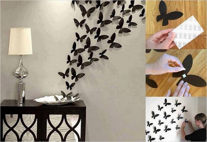 44 Creative Craft Wall Decoration Ideas 73 25 Creative Diy Wall Art Projects Under $50 that You 6