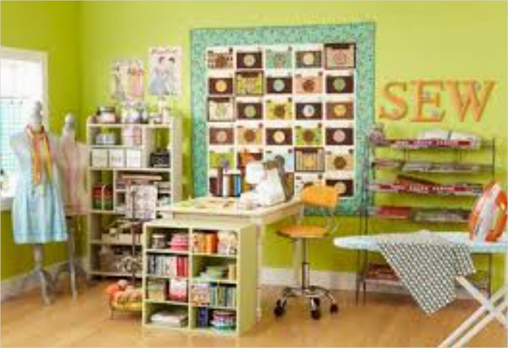 40 Creative Sewing Room Storage Ideas 85 Pin by Eleonora On Sewing Room Pinterest 1
