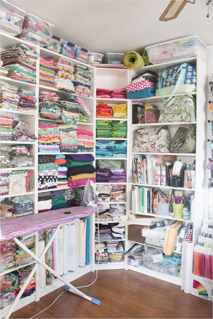 40 Creative Sewing Room Storage Ideas 97 17 Best Images About orgnize On Pinterest 5