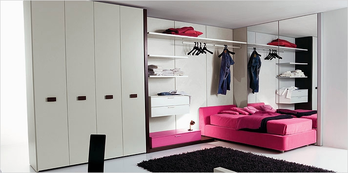 42 Stylish Bedrooms for Teenage Girls 97 Stylish Teenagers Rooms From Clever 6