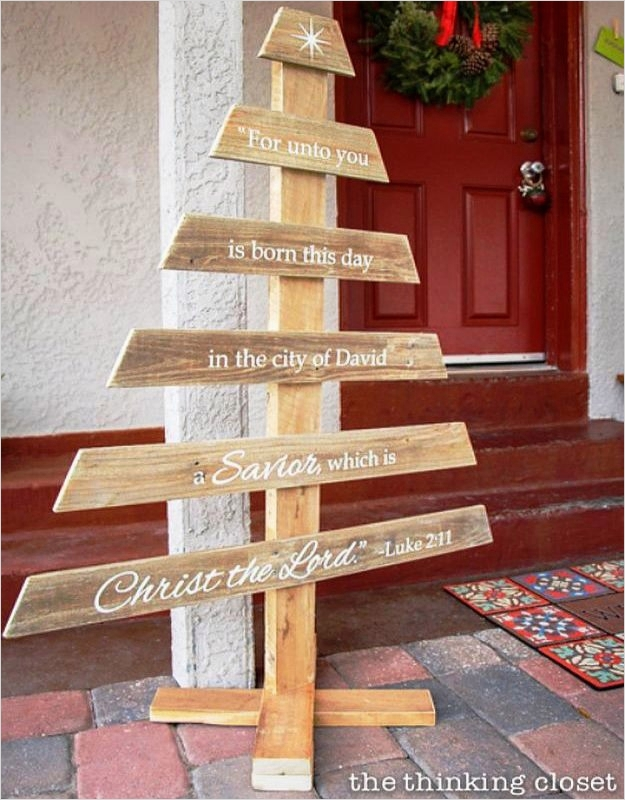 45 Diy Rustic Christmas Decorations 48 Homemade Christmas Decorations with Rustic Charm 4