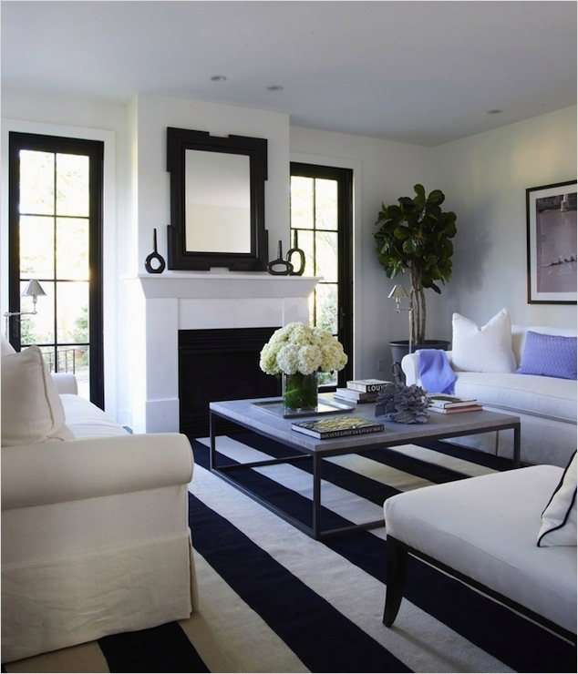 41 Amazing Navy Blue and White Living Room 82 Navy Blue Rug Living Room 2