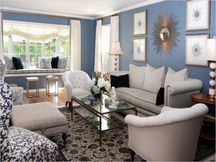 41 Amazing Navy Blue and White Living Room 96 Grey and Navy Blue Living Room Ideas org Extraordinary Blue and White Living Room Decorating 6