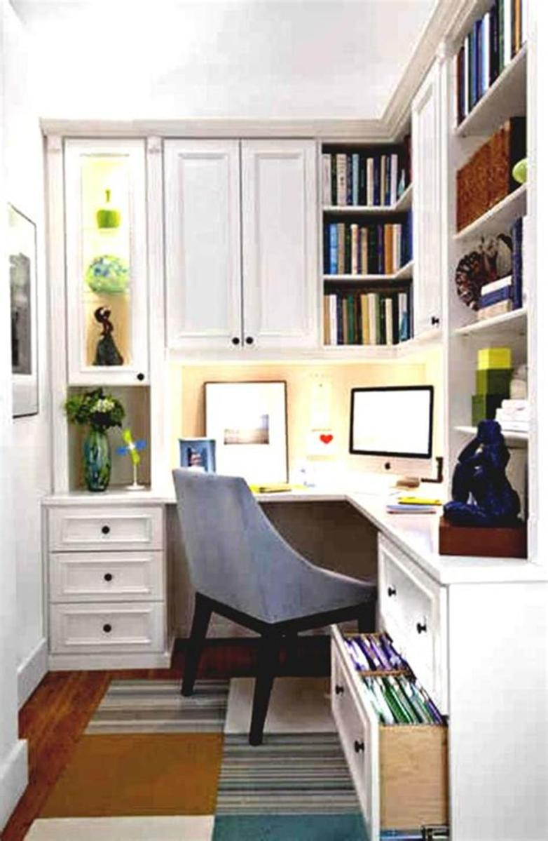50 Cheap IKEA Home Office Furniture with Design and Decorating Ideas 44