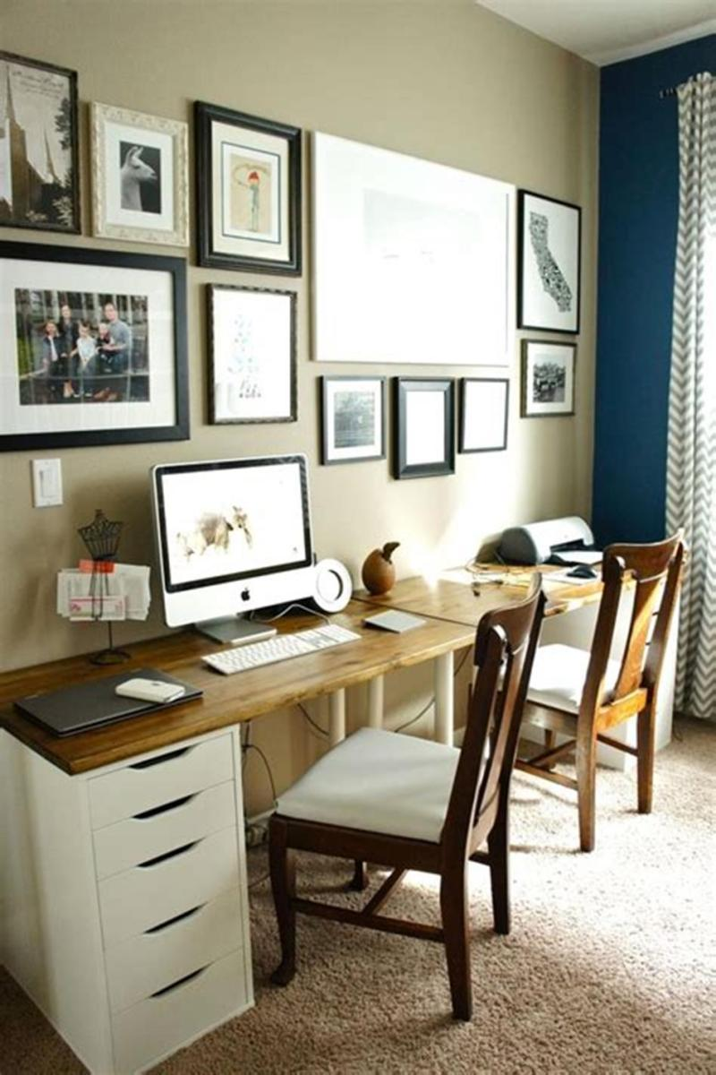 50 Cheap IKEA Home Office Furniture with Design and Decorating Ideas 47