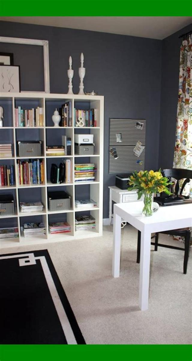 50 Cheap IKEA Home Office Furniture with Design and Decorating Ideas 5