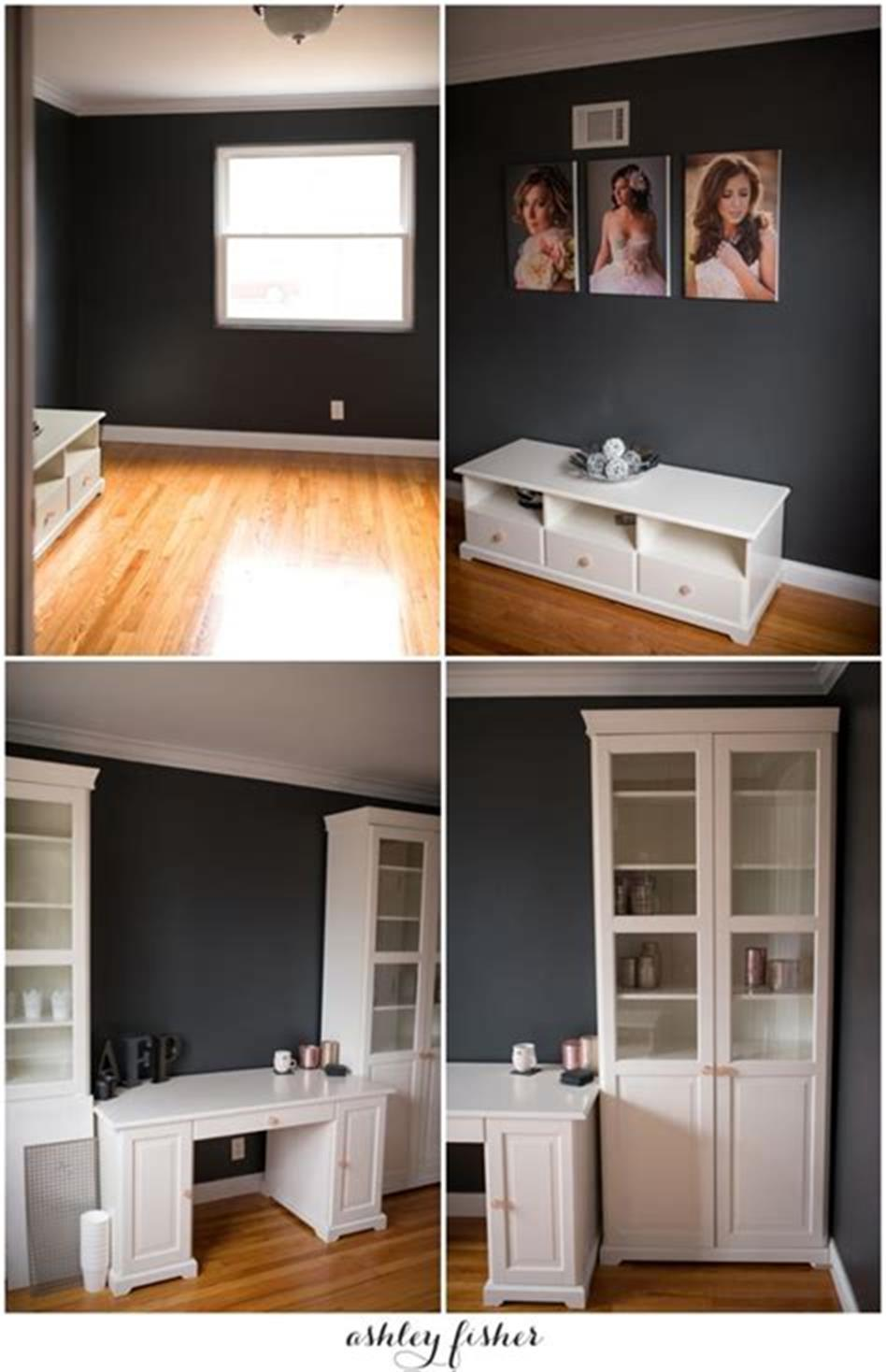 50 Cheap IKEA Home Office Furniture with Design and Decorating Ideas 52