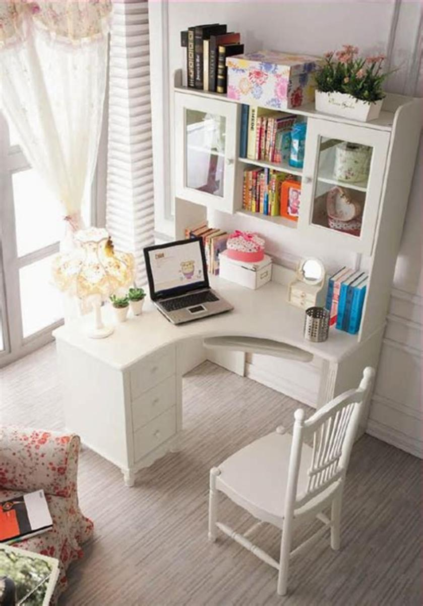 50 Cheap IKEA Home Office Furniture with Design and Decorating Ideas 7
