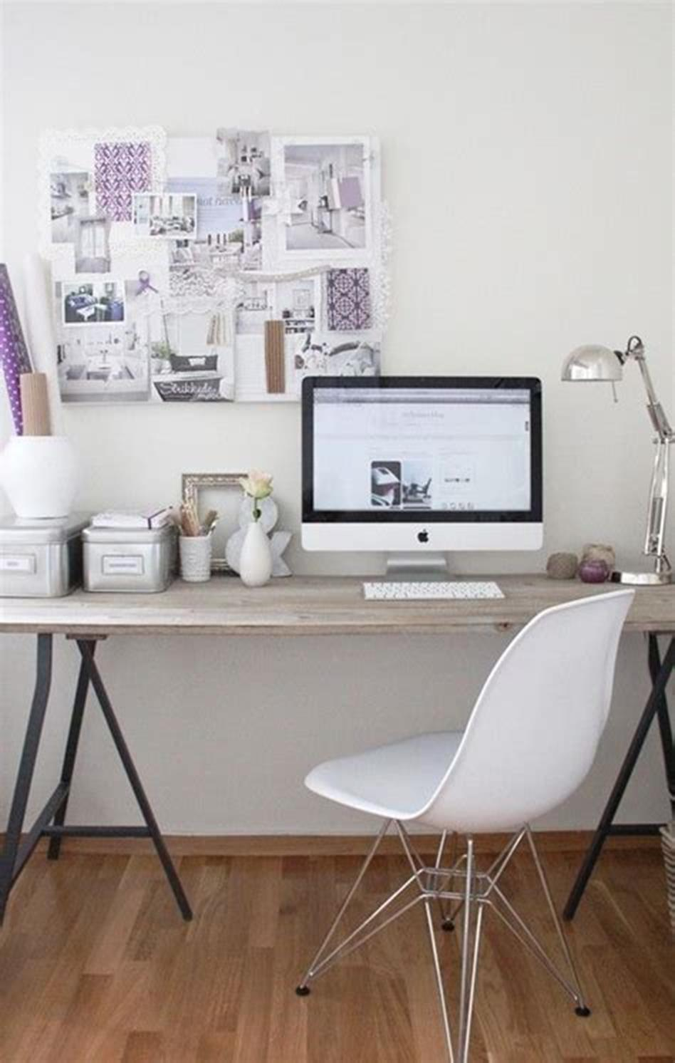 50 Cheap IKEA Home Office Furniture with Design and Decorating Ideas 8