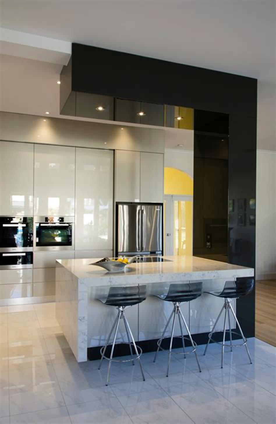 35 Stunning Contemporary Kitchen Design Ideas Youll Love 7
