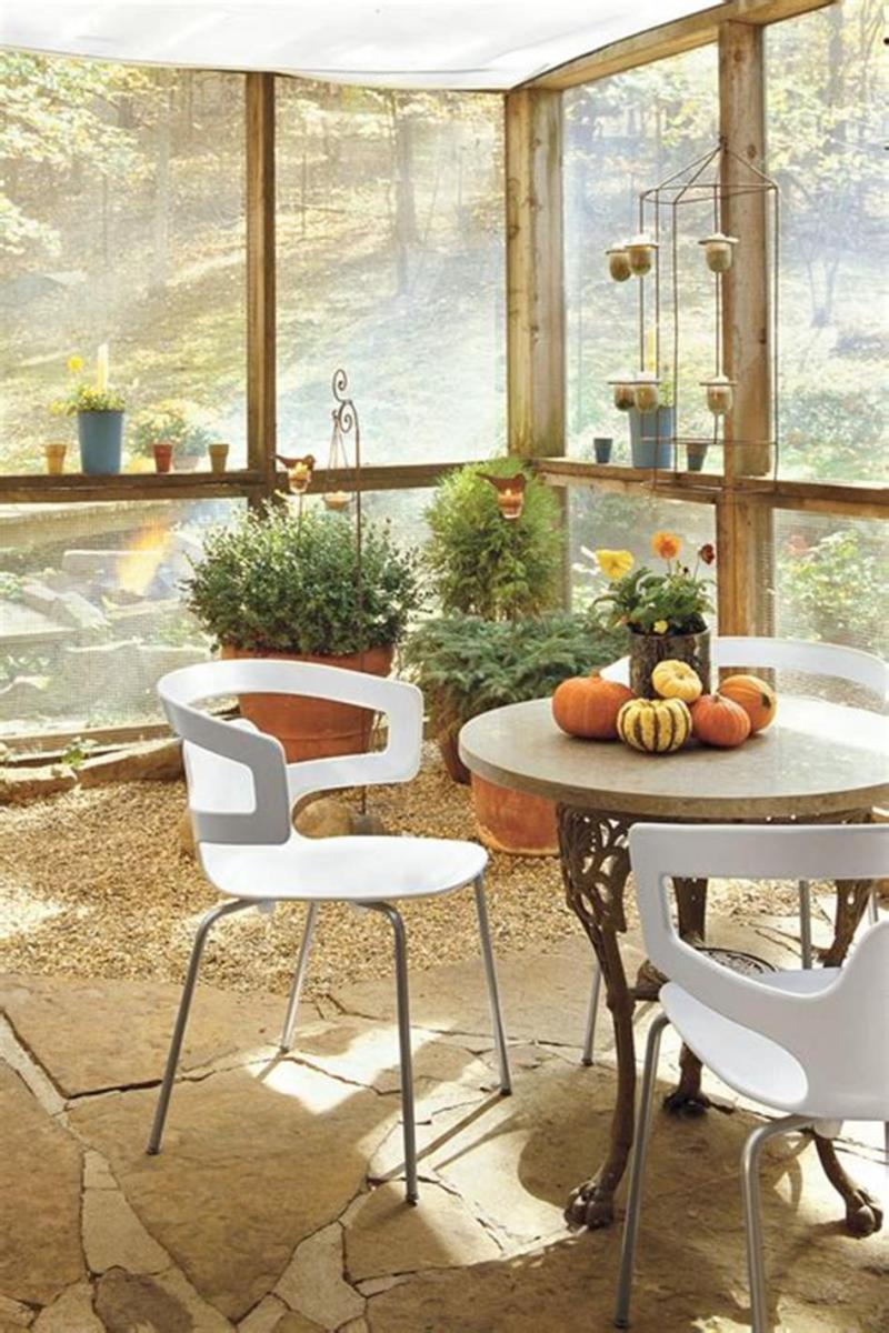 40 Best Screened Porch Design and Decorating Ideas On Budget 47