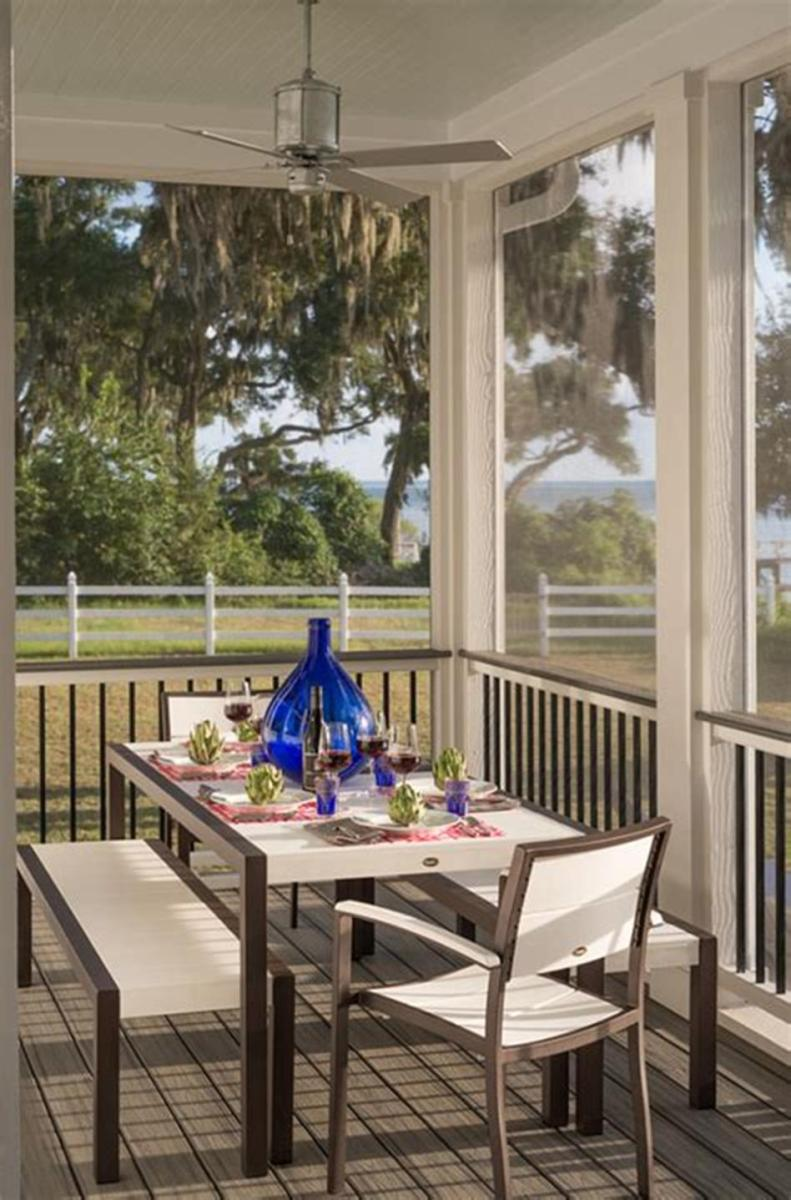 40 Best Screened Porch Design and Decorating Ideas On Budget 5