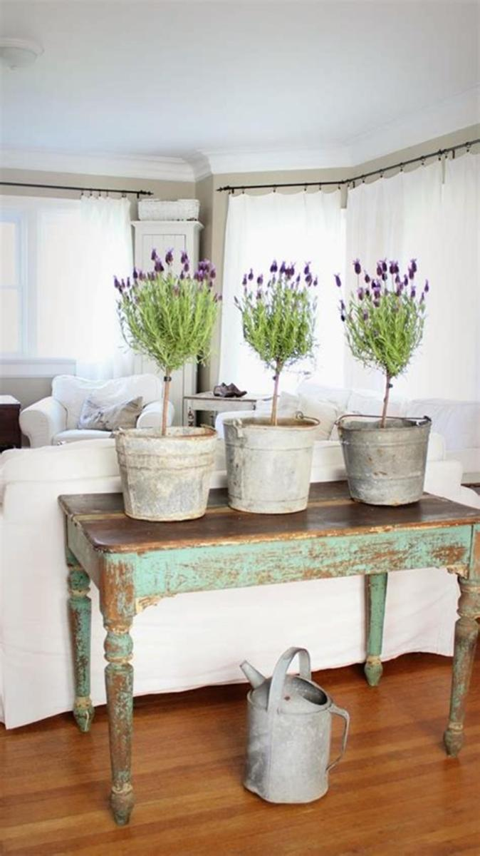 42 DIY Beautiful Vintage Spring Decorations Ideas You Will Love 2