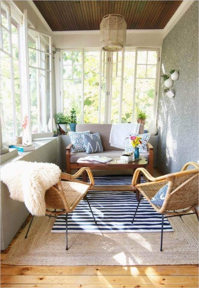 35 Stunning Little Porch Decorating Ideas for 2020 65