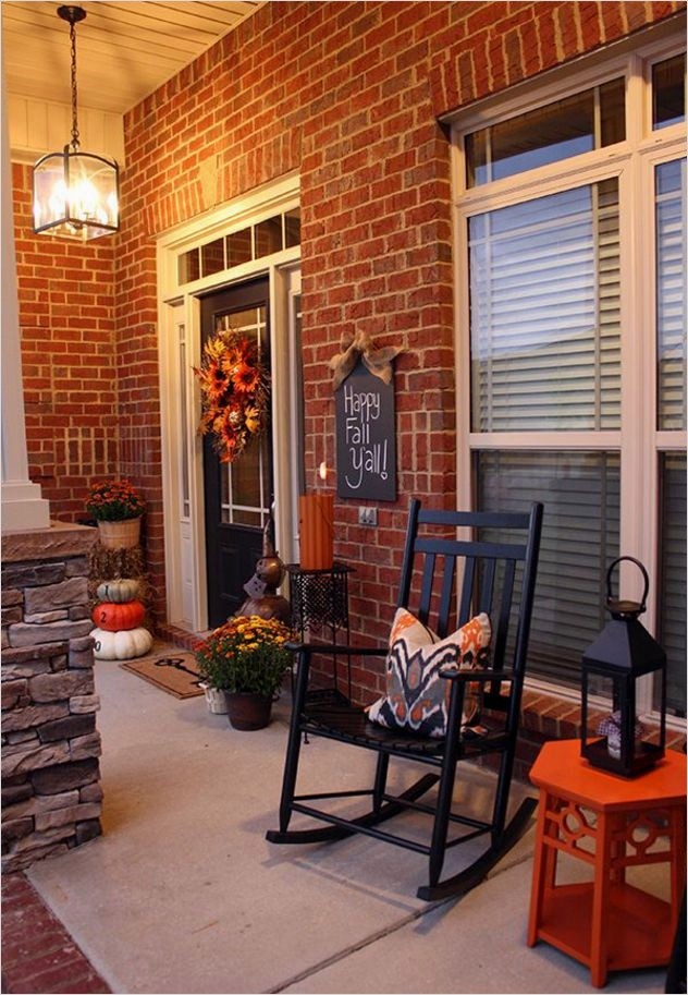 35 Stunning Little Porch Decorating Ideas for 2020 64