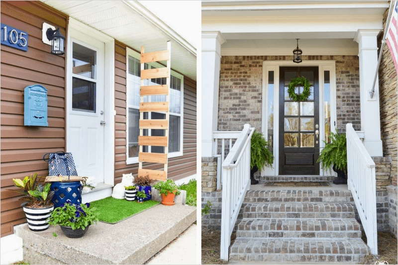 35 Stunning Little Porch Decorating Ideas for 2020 42