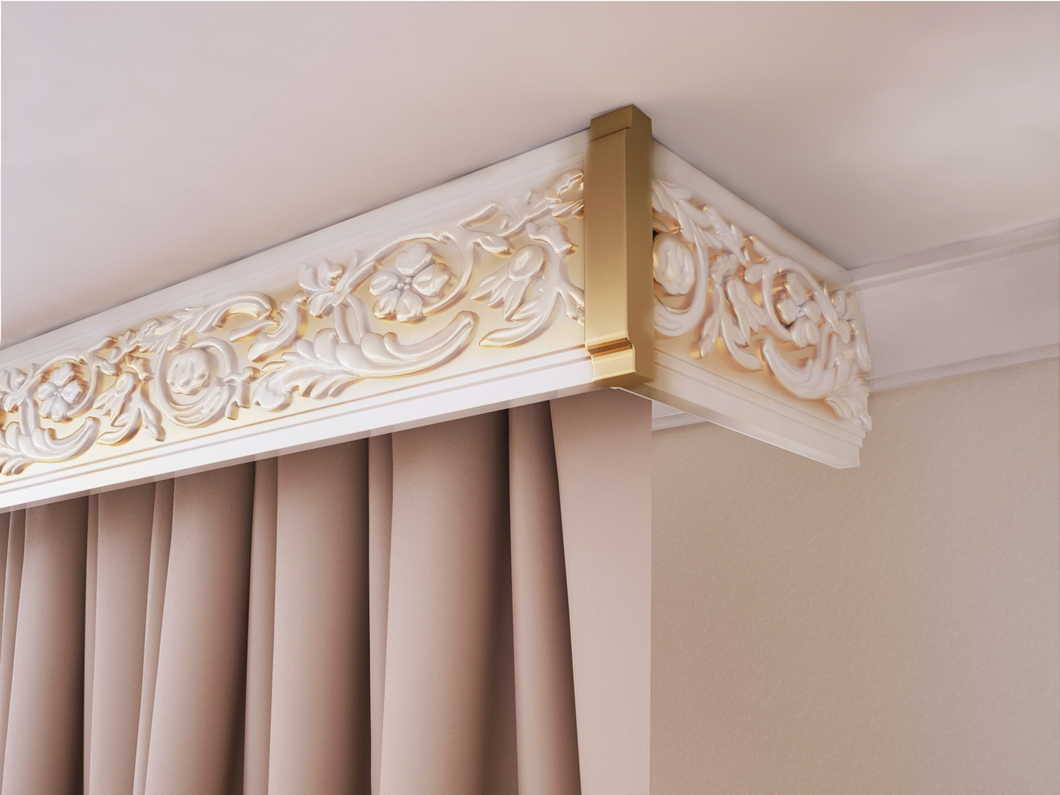 Wooden Curtain Rods For Curtains 39 Photos Ceiling Double Row And Single Row Round On Rings And Carved From Wood Accessories