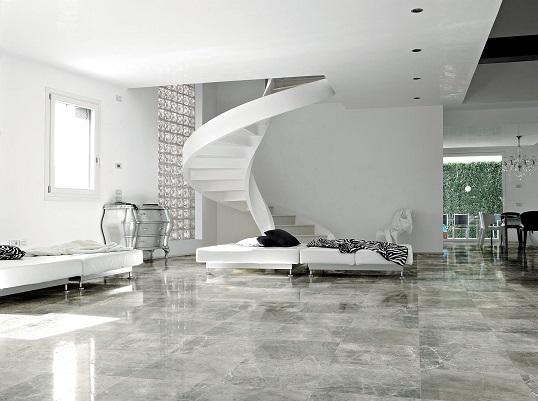 tiles made of natural stone facing