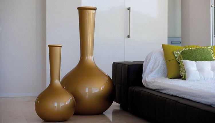 Con la pianta giusta porti nella tua casa freschezza, vivacità e una fragranza naturale. Vasi Da Pavimento 39 Foto Scegliamo Vasi Decorativi Di Fiori Alti E Grandi In Ceramica Per Interni Vimini E Vetro