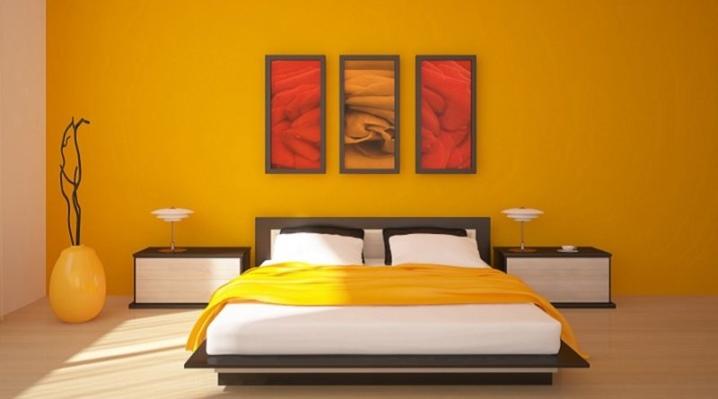 chambre jaune 65 photos une chambre