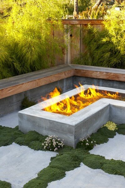 40+ Best DIY Fire Pit Ideas and Designs for 2020 on Backyard Fire Pit Ideas Diy id=77144