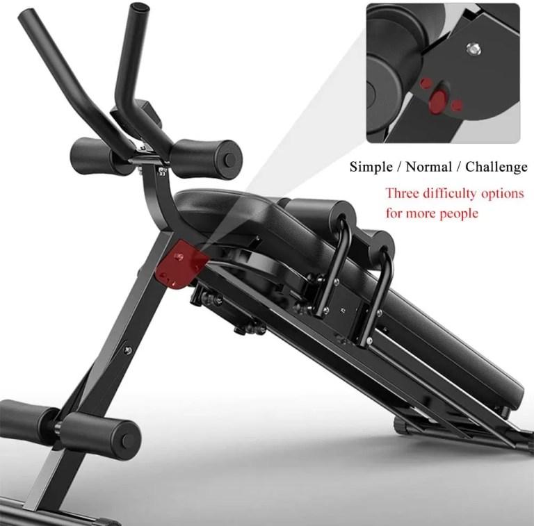 Adjustable Workout Intensity