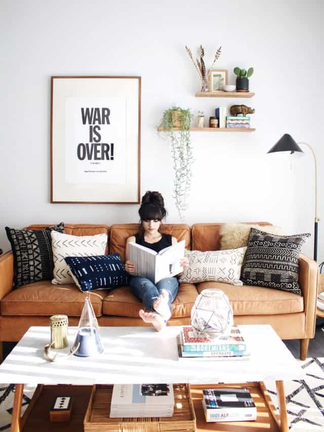Get The Look: Modern Boho Home Decor - Decor Hint on Modern Boho Decor  id=59363