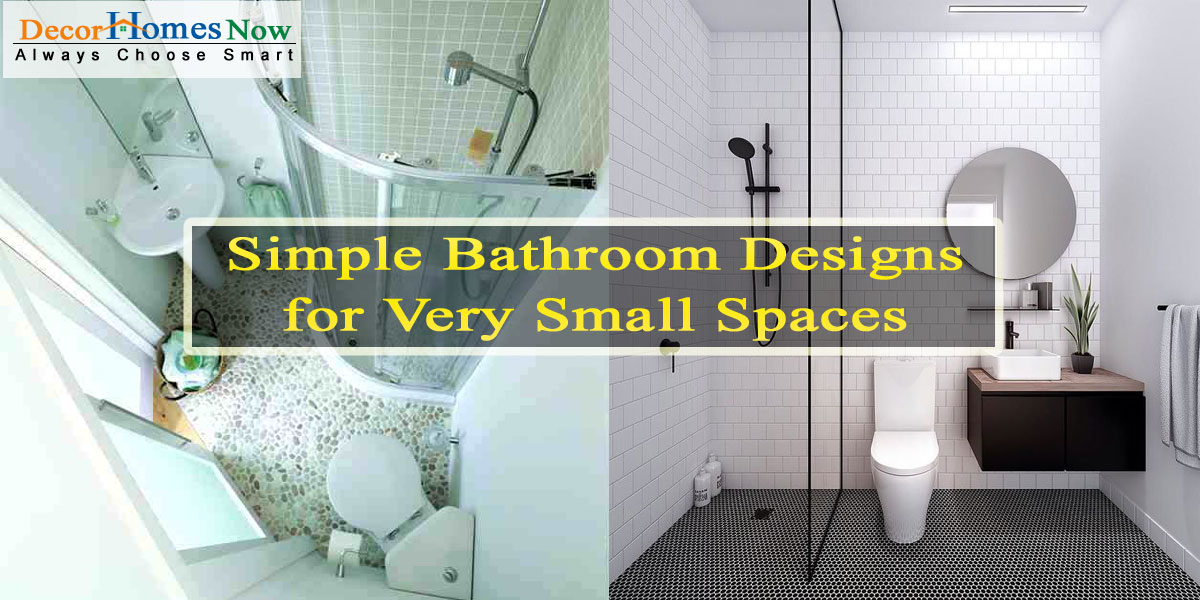 Simple Bathroom Designs for Very Small Spaces on Simple Bathroom Designs For Small Spaces  id=83812