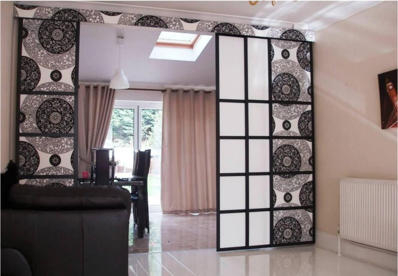 Beautiful And Unique Room Divider Curtains (16)