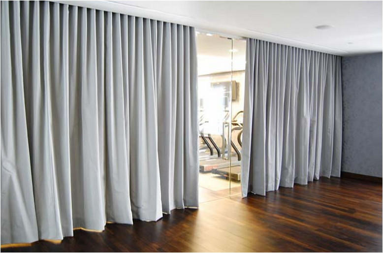 Beautiful And Unique Room Divider Curtains (23)