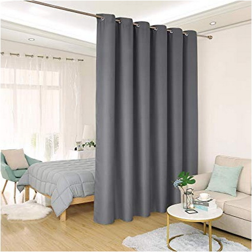 Beautiful And Unique Room Divider Curtains (27)