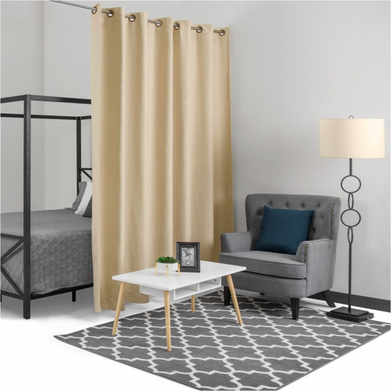Beautiful And Unique Room Divider Curtains (52)