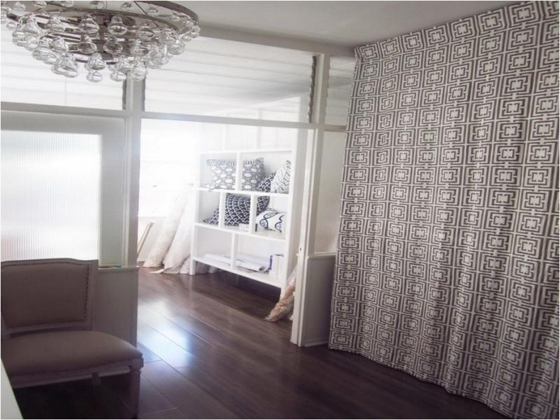 Beautiful And Unique Room Divider Curtains (53)