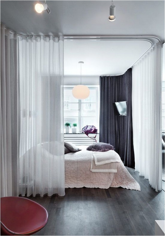 Beautiful And Unique Room Divider Curtains (7)